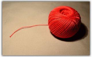 Оберег для эффективной защиты — красная нить от сглаза