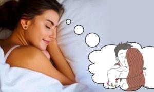 Целоваться во сне с мужчиной в губы — к чему снится