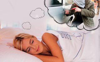 Сонник угнали машину — значение и толкование сна