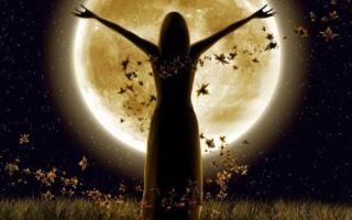 Мощные заговоры на растущую Луну — подходящий период для притягивания разных благ