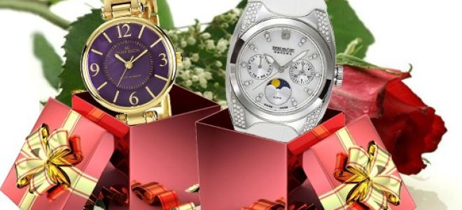 Можно ли дарить часы на день рождения мужчине и женщине