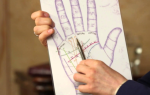 Линия брака на руке в хиромантии — фото с расшифровкой