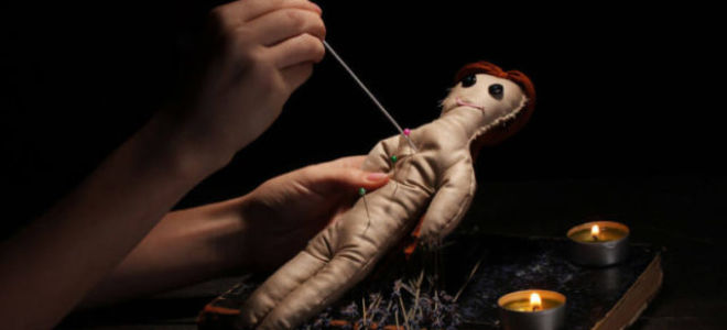 Пошаговая инструкция, как сделать куклу Вуду