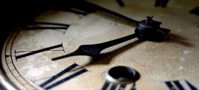 Древние гадания по часам