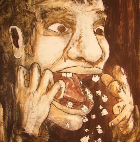 Сон выпал зуб с кровью к чему это